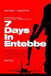 locandina del film 7 DAYS IN ENTEBBE