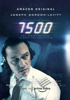 locandina del film 7500