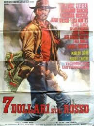 locandina del film 7 DOLLARI SUL ROSSO