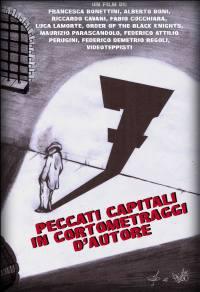 locandina del film 7 PECCATI CAPITALI IN CORTOMETRAGGI D'AUTORE