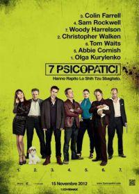 locandina del film 7 PSICOPATICI