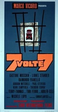 locandina del film 7 VOLTE 7