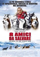locandina del film 8 AMICI DA SALVARE
