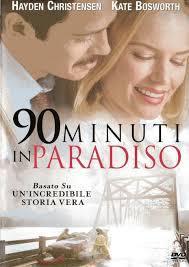 locandina del film 90 MINUTI IN PARADISO