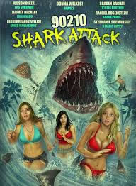 locandina del film 90210 SHARK ATTACK