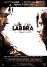 locandina del film SULLE MIE LABBRA