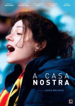 locandina del film A CASA NOSTRA (2017)