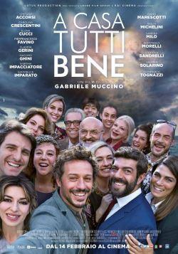 locandina del film A CASA TUTTI BENE
