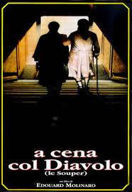 locandina del film A CENA CON IL DIAVOLO