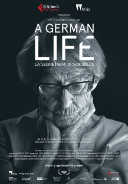 locandina del film A GERMAN LIFE