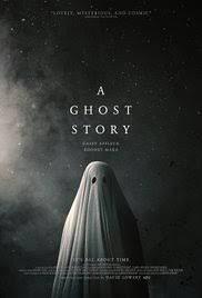 locandina del film A GHOST STORY - STORIA DI UN FANTASMA