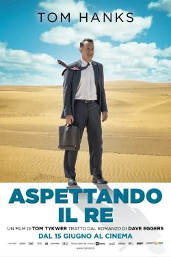locandina del film ASPETTANDO IL RE