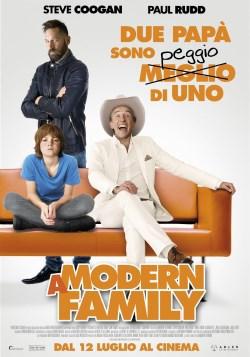 locandina del film A MODERN FAMILY