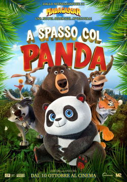 locandina del film A SPASSO COL PANDA