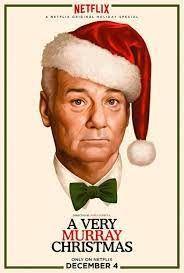 locandina del film A VERY MURRAY CHRISTMAS