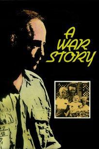 locandina del film A WAR STORY