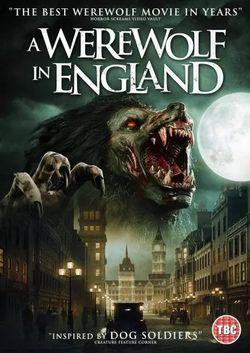 locandina del film A WEREWOLF IN ENGLAND