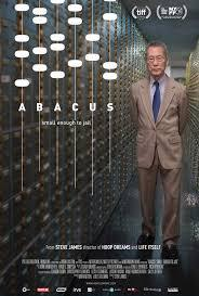 locandina del film ABACUS: SMALL ENOUGH TO JAIL
