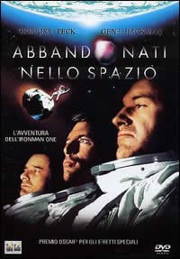 locandina del film ABBANDONATI NELLO SPAZIO