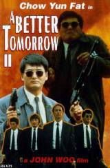 locandina del film A BETTER TOMORROW 2