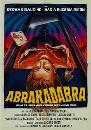 locandina del film ABRAKADABRA