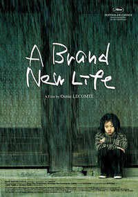 locandina del film A BRAND NEW LIFE