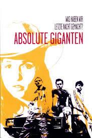 locandina del film ABSOLUTE GIGANTEN
