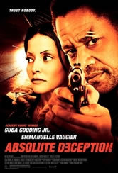 locandina del film ABSOLUTE DECEPTION