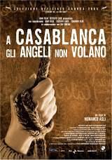 locandina del film A CASABLANCA GLI ANGELI NON VOLANO