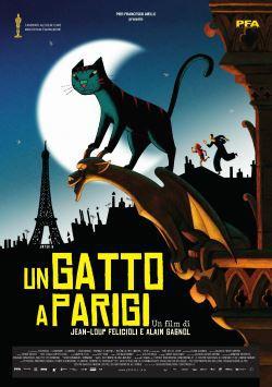 Un Gatto A Parigi (2010)
