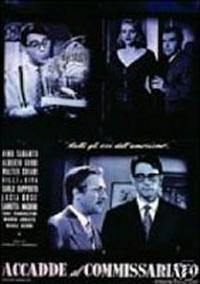 Accadde Al Commissariato (1954)