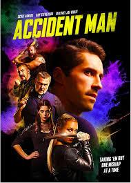 locandina del film ACCIDENT MAN