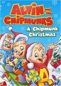 locandina del film A CHIPMUNK CHRISTMAS