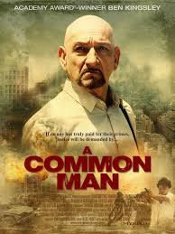 locandina del film A COMMON MAN