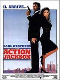 locandina del film ACTION JACKSON