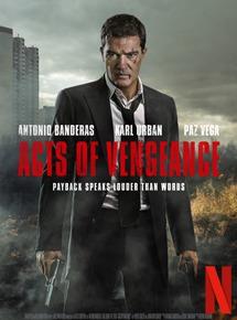 locandina del film ACTS OF VENGEANCE