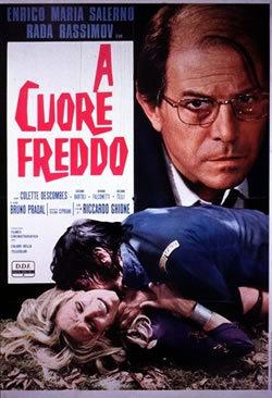 locandina del film A CUORE FREDDO