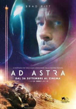 locandina del film AD ASTRA