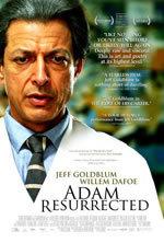 locandina del film ADAM RESURRECTED
