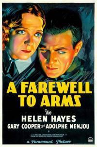 locandina del film ADDIO ALLE ARMI (1932)
