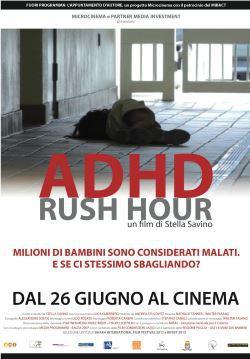 locandina del film ADHD - RUSH HOUR