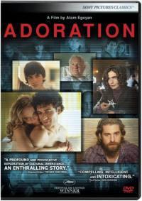 locandina del film ADORATION