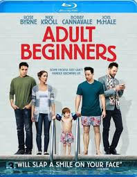 locandina del film ADULT BEGINNERS