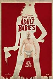 locandina del film ADULT BABIES