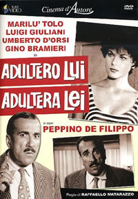 locandina del film ADULTERO LUI, ADULTERA LEI