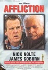 locandina del film AFFLICTION