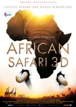 locandina del film AFRICA SAFARI 3D