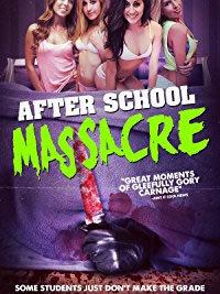 locandina del film AFTER SCHOOL MASSACRE
