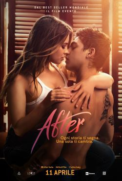 locandina del film AFTER (2019)