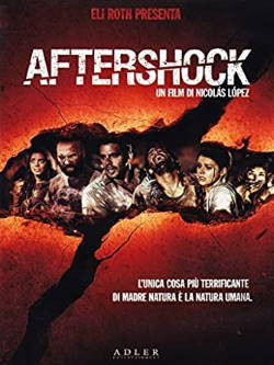 locandina del film AFTERSHOCK (2012)